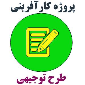 پروژه كارآفرینی آموزشگاه زبان خارجی
