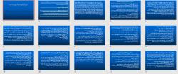 دانلود فایل پاورپوینت مجموعه قوانین و ضوابط جاری سازمان بیمه خدمات درمانی (ویزیت و كلیه خدمات سرپایی)